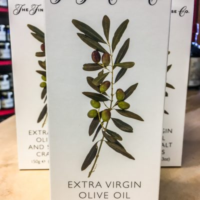 The Fine Cheese Co. Extra Virgin Oil & Sea salt crackers