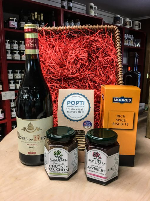 Red Wine Hamper 2