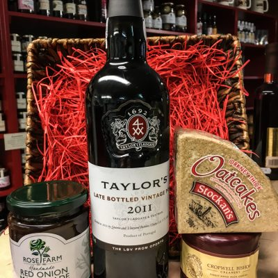 Hamper Taylors Port 5