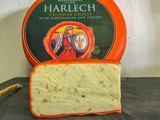 Harlech Cheddar with Horseradish