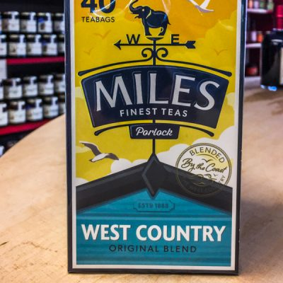 Miles Tea Bags West Country
