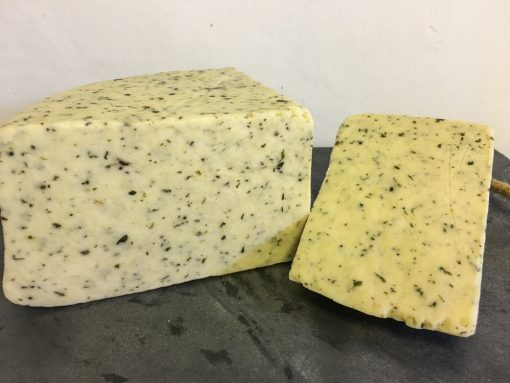 Somerset Herb and Cider Cheddar 2