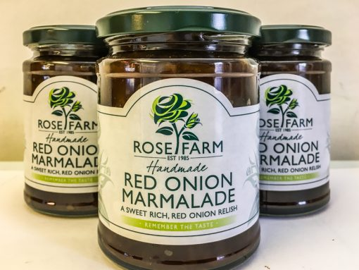 Rose Farm Red Onion Marmalade