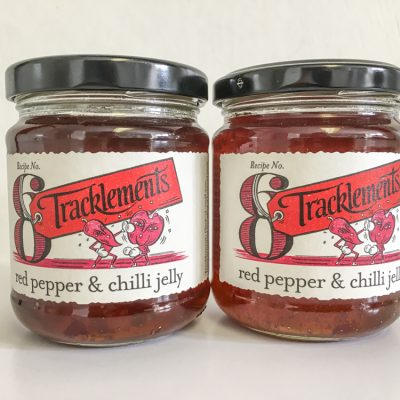 Tracklements Red Pepper & Chilli Jelly
