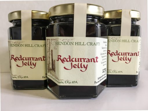 Brendon Hill Crafts Redcurrant Jelly