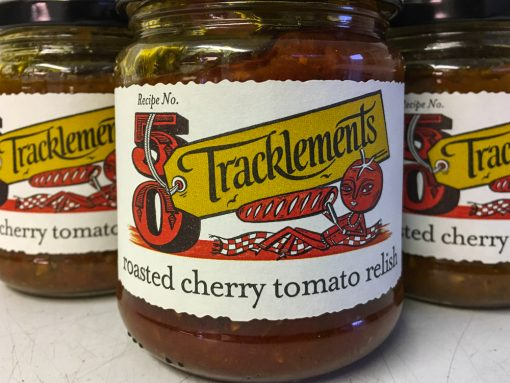 Tracklements Roasted Cherry Tomato Relish