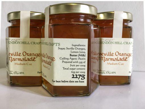 Brendon Hill Crafts Seville Orange Marmalade-2