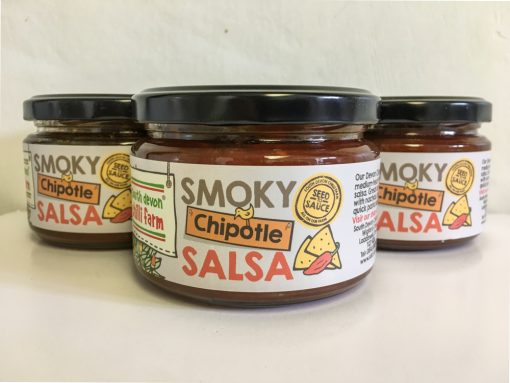 South Devon Chilli Farm Smoky Chipotle Salsa