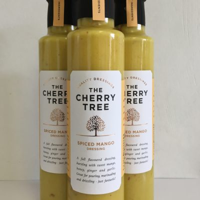 The Cherry Tree Spiced Mango dressing