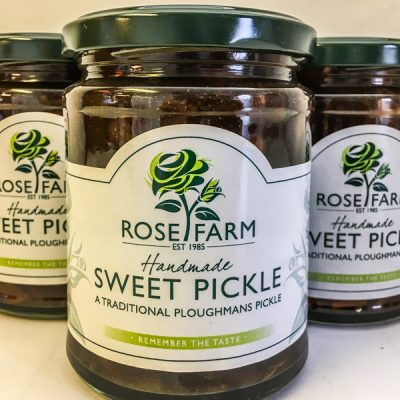 Rose Farm Sweet Pickle