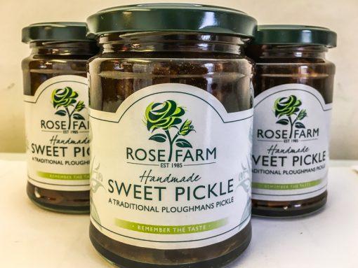 Rose Farm Sweet Pickle