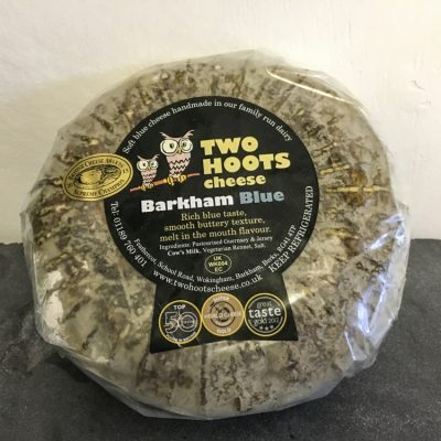Two Hoots Barkham Blue