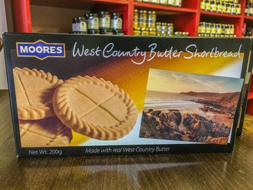 Moores West Country Butter Shortbread