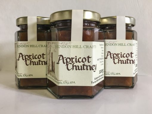 Brendon Hill Crafts Apricot Chutney