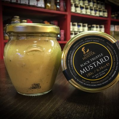 Truffle Hunter Black Truffle Mustard