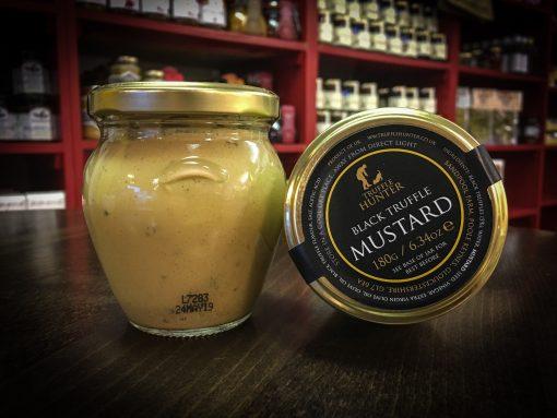 Truffle Hunter Black Truffle Mustard