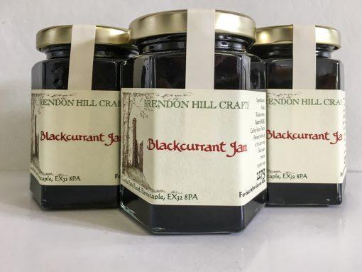 Brendon Hill Crafts Blackcurrant Jam