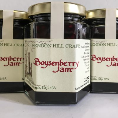 Brendon Hill Crafts Boysenberry Jam