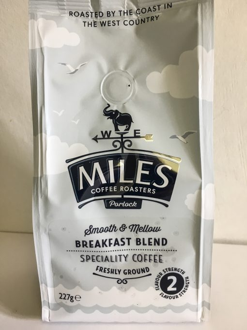 Miles Breakfast Blend Ground Coffee