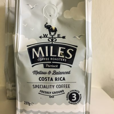 Miles Costa Rica Ground Coffee