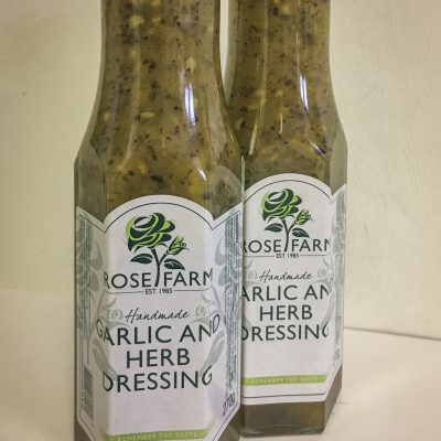 Garlic & Herb dressing