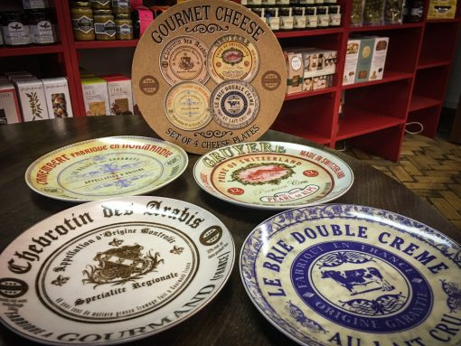 Gourmet Cheese Cheese Plates
