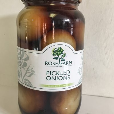 Rose Farm Pickled Onions 1kg
