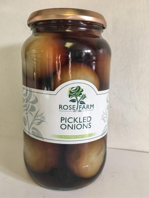 Rose Farm Pickled Onions 1kg