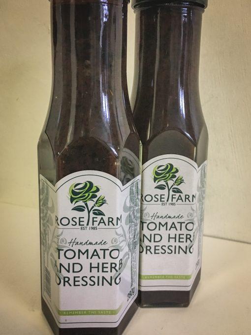 Tomato & Herb dressing
