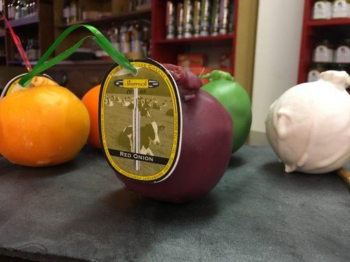 Lancashire Bomb Red onion