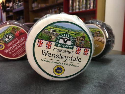 Wensleydale Truckle