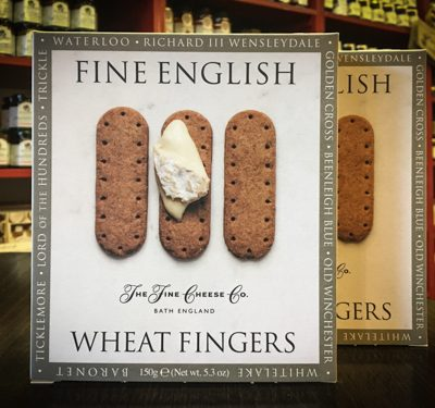 Wheat Fingers